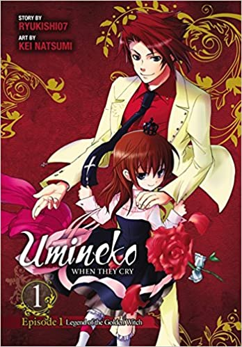 a38574f87 Amazon.com  Umineko WHEN THEY CRY Episode 1  Legend of the Golden Witch