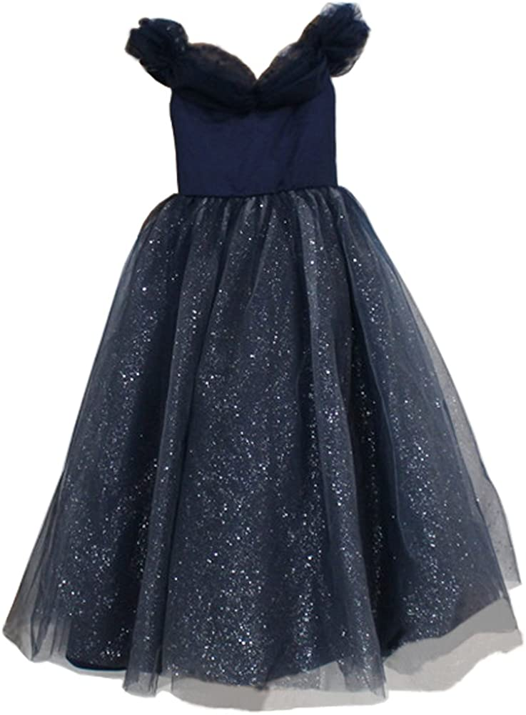 Aiyi Women's Popular standard Off Shoulder Cinderella Gown Long El Paso Mall Butterfly Evening