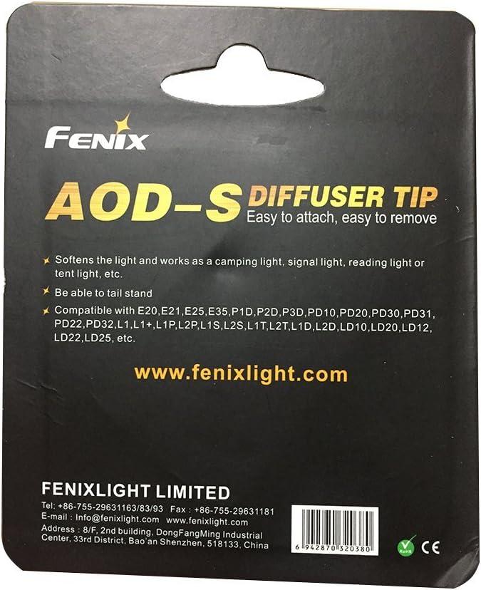 Diffuseur Fenix Compatible LD10 LD20 LD12 LD22.