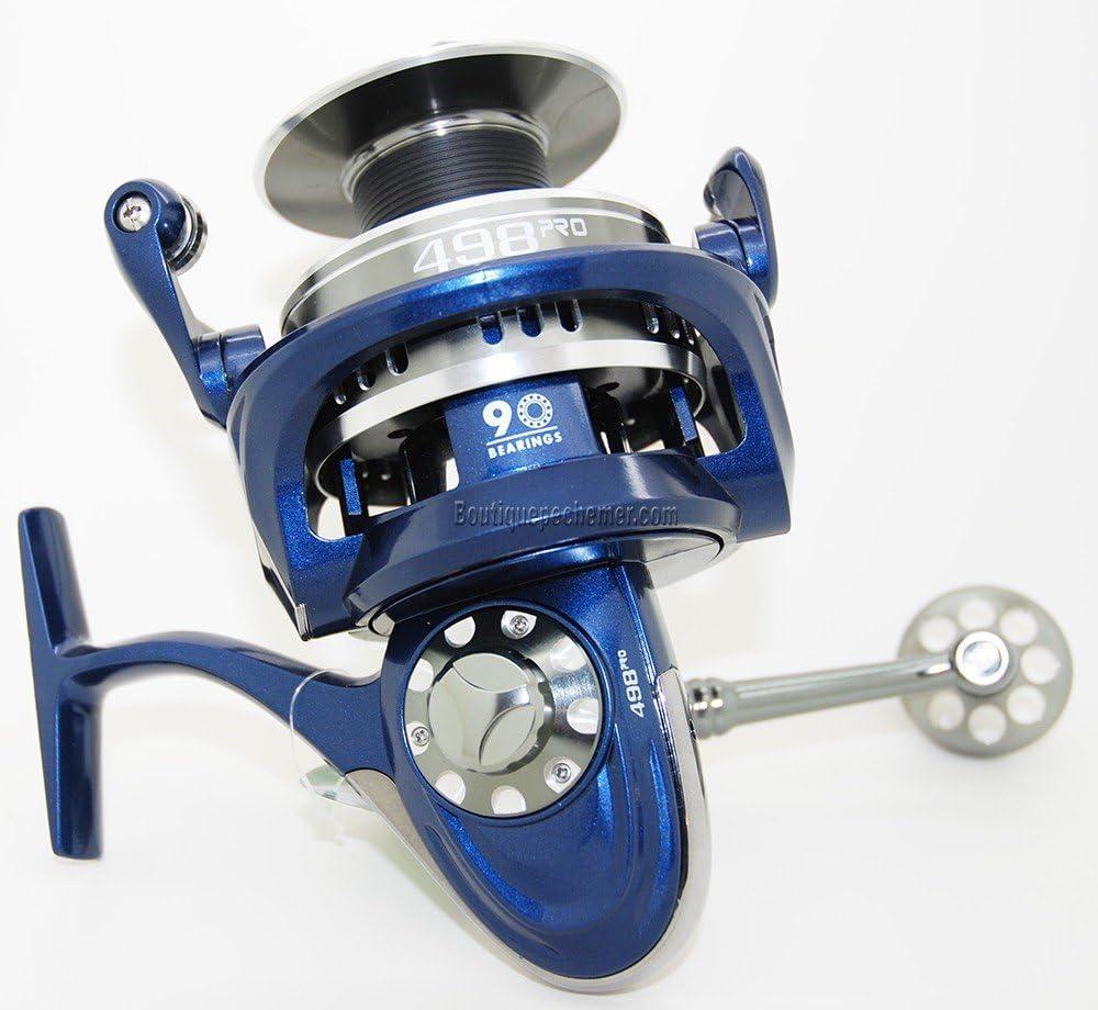Mitchell – Spinning mar Mitchell 498 Pro Serie (2017) + una bobina ...