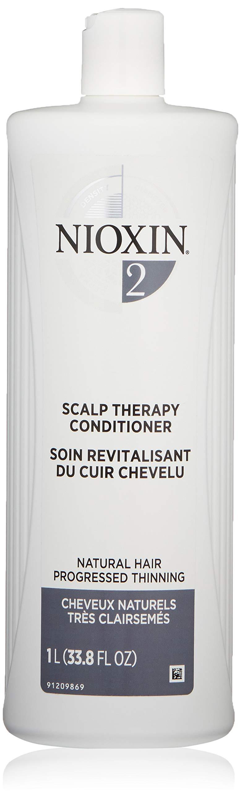Nioxin System 2 Scalp Therapy Conditioner, 33.8 Oz.