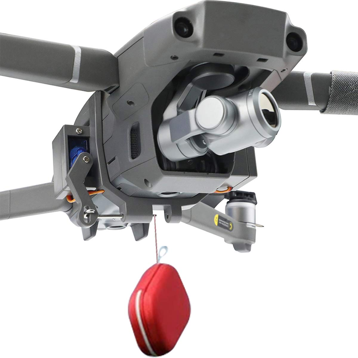 Owoda Mavic 2 Drone Clip Dispositivo de Transporte de Entrega de Carga útil Drone de Boda Cebo de Pesca Búsqueda y Rescate Compatible con Mavic 2 Pro ...