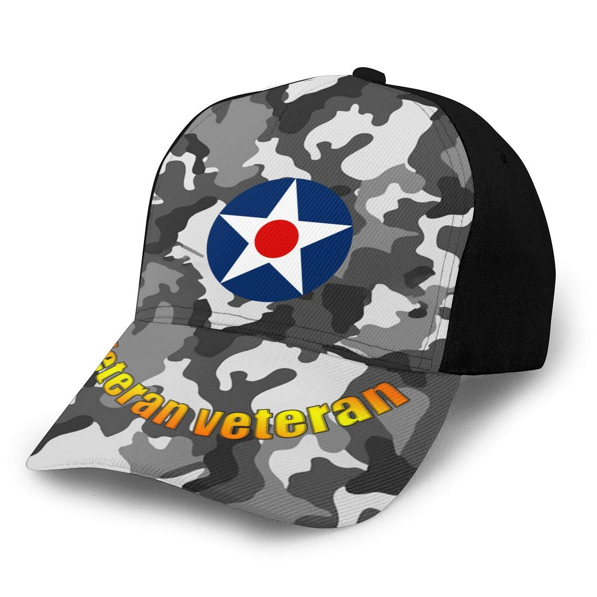 Old Logo Air Force Retro Classic Adult Hop Printing Bend Along Baseball Hats Snapback Men Women Cap Adjustable