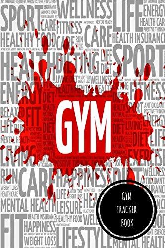Gym Tracker Book