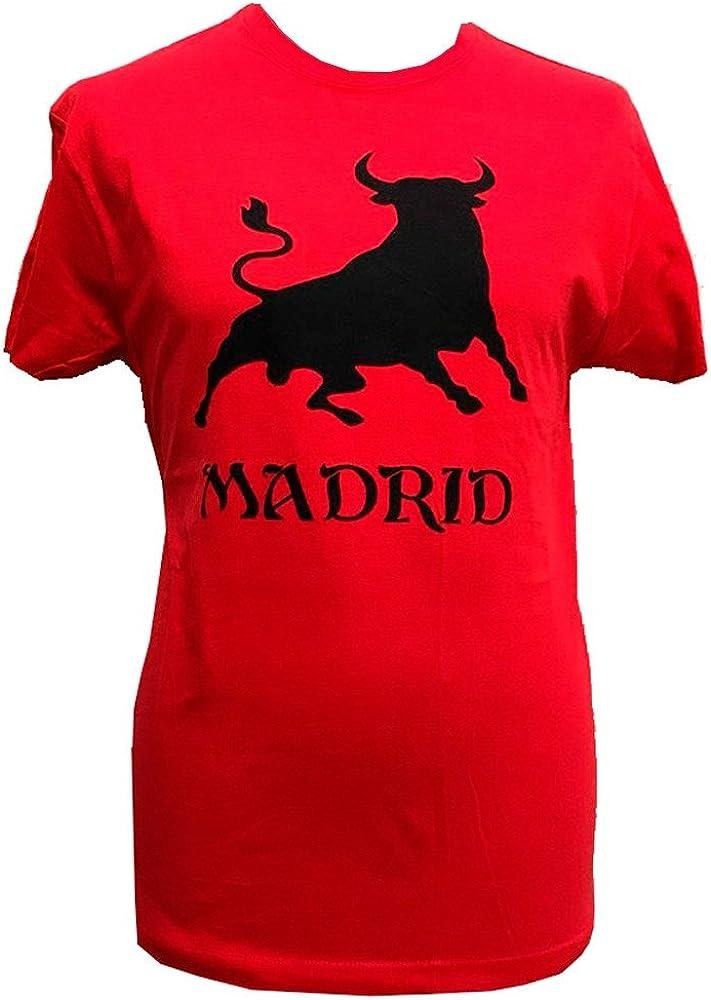 ZiNGS Camiseta Toro para Adulto - Pequeña - S: Amazon.es: Ropa y accesorios