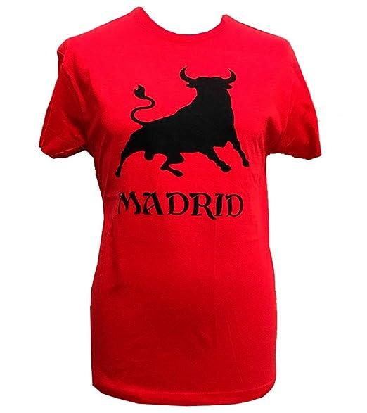 ZiNGS Camiseta Toro para Adulto - Pequeña - S: Amazon.es: Ropa y ...