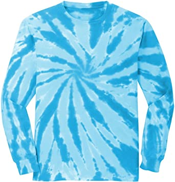 42b07f3a6011e Koloa Surf Co. Colorful Long Sleeve Tie-Dye T-Shirts in 10 Colors. Sizes:  S-4XL