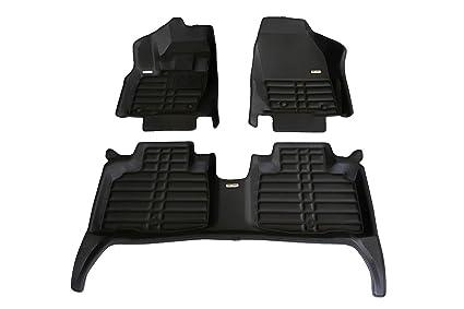 Tuxmat Custom Car Floor Mats For Ford Edge   Models Laser Measured