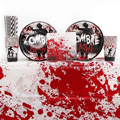 Zombie Bash Party Bundle Guests