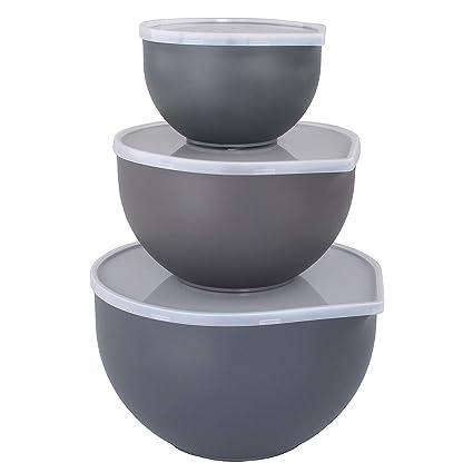 macosa PT25 Design Barattoli Set di contenitori/senza BPA, Alimenti ...