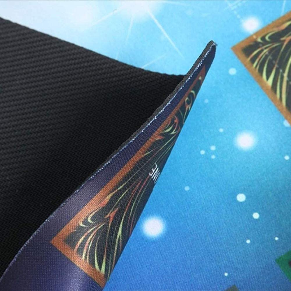 BABYCHOICE Rubber Play Mat 60x60cm Galaxy Style Competition Pad Playmat For Yu-gi-oh Card