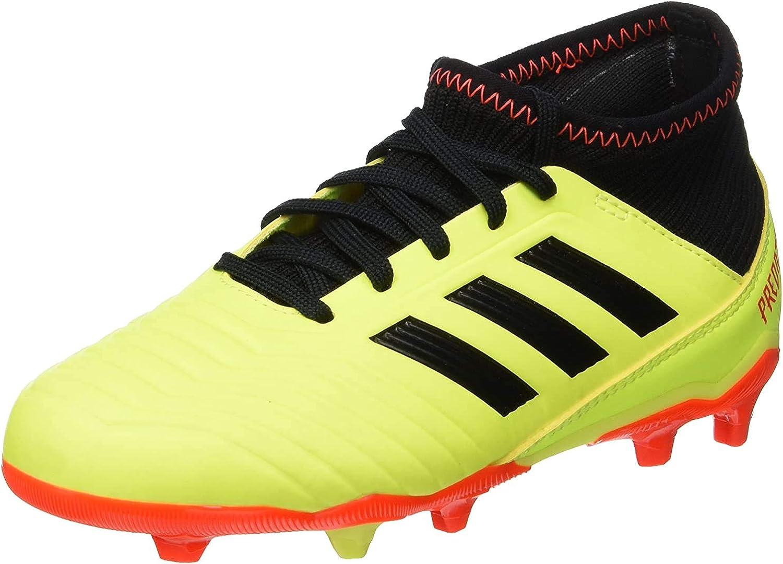 adidas Predator 18.3 Fg J, Unisex Kids' Football Boots: Amazon.co.uk: Shoes  & Bags