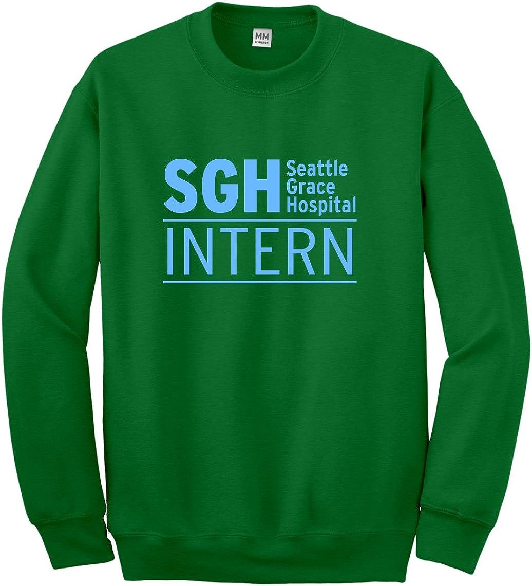 Indica Plateau Intern Seattle Grace Hospital Sweatshirt