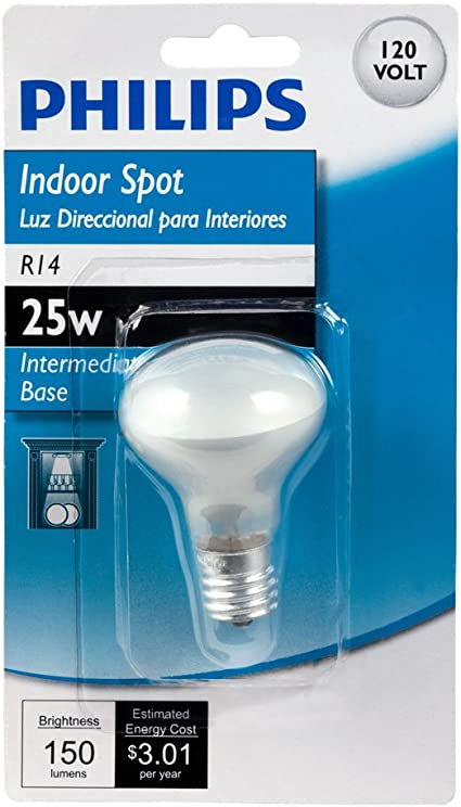 NOS Sylvania Incandescent T6 12-A Frosted Light Bulb Qty 3