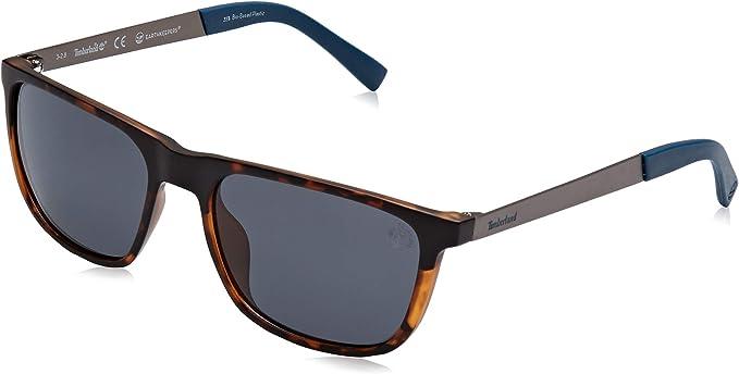 Se infla tofu granja  Timberland Eyewear Gafas de sol TB9131 para Hombre: Amazon.es: Ropa y  accesorios