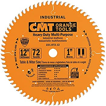 Cmt 210 096 12 Industrial Fine Cut Off Saw Blade 12 Inch
