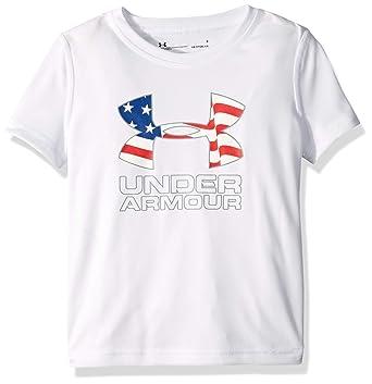 69d9a549 Amazon.com: Under Armour Little Boys' Ua Big Logo Surf Shirt: Clothing
