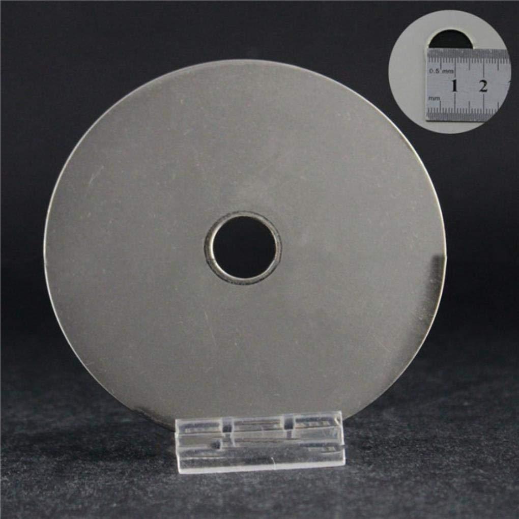 Yongse 4 inch 3000 Grit Diamond Coated Flat Lap Wheel Polishing Disc