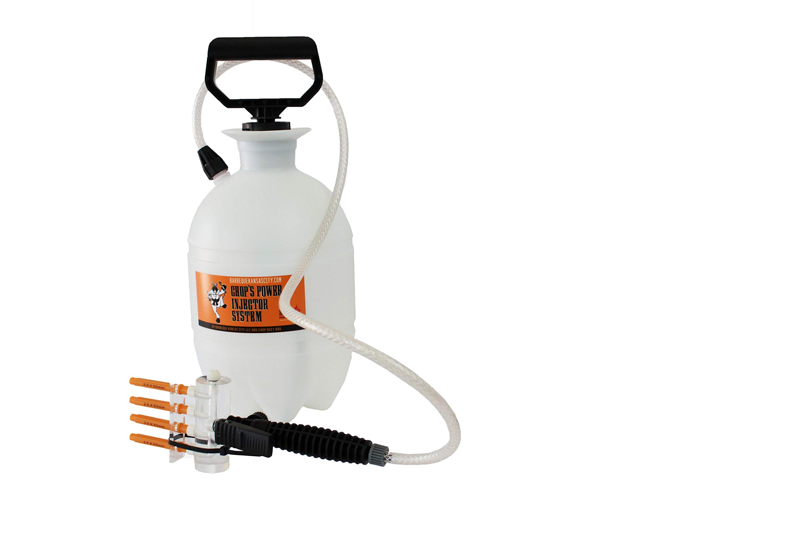 Chop's Power Injector System 1 Gallon by Barbeque Kansas City LLC