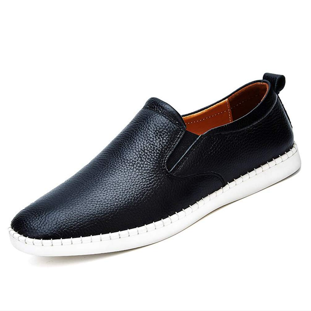 Phil Betty Men Casual Shoes Breathable Round Toe Slip On Fashion Loafers Shoes