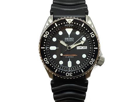 Seiko SKX007J1-200M - Reloj de Pulsera para Diario (Incluye Herramienta de botón)
