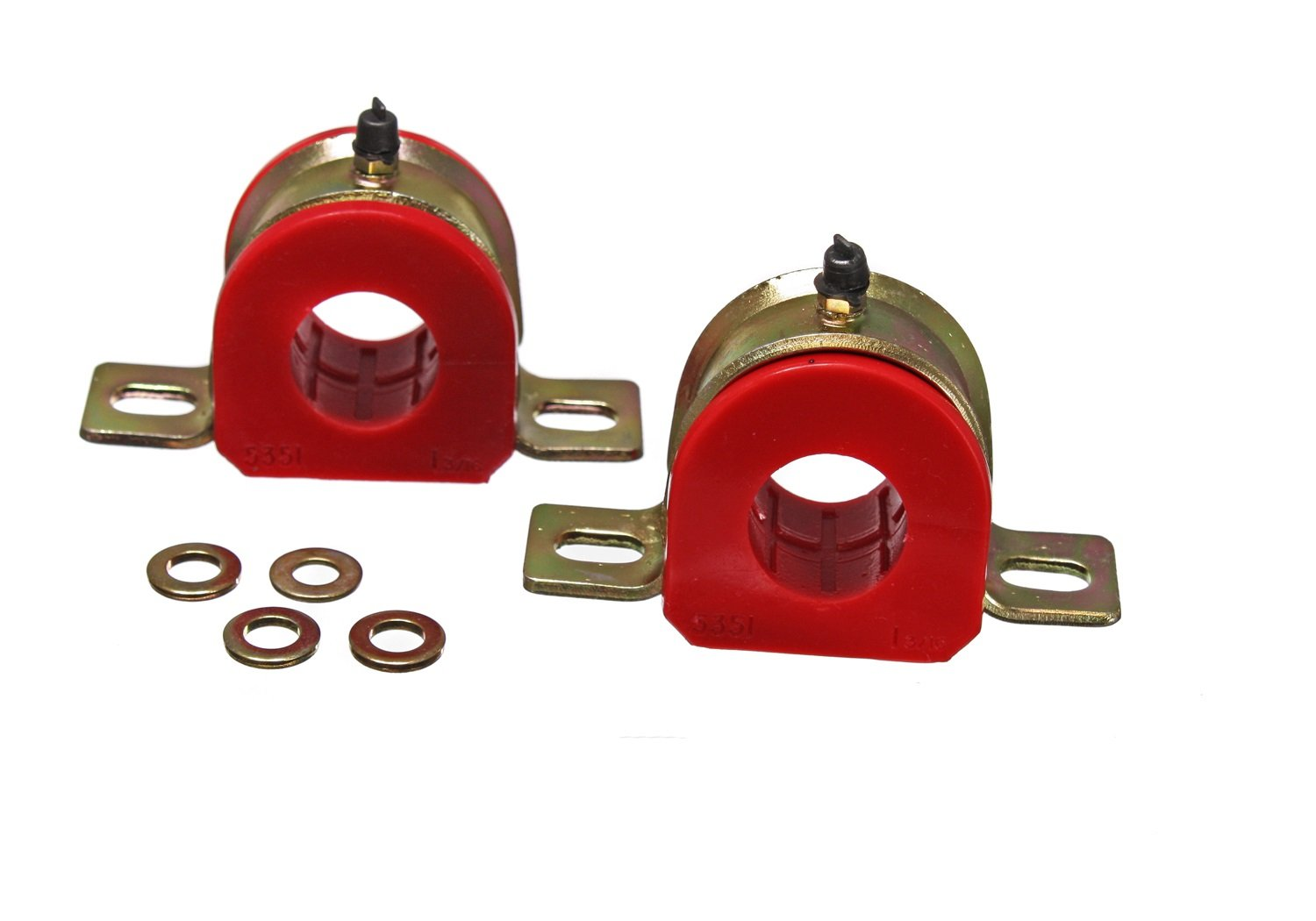 Energy Suspension 9.5172R 1-1/4' Sway Bar Bushing Set