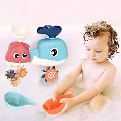 Lihgfw Baby Shower Toy Set for Children Happy Baby Bathing in The Bathroom Playing with Water Boy and Girl Parent-Child Interaction: Sports & Outdoors