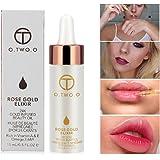Hanyia 24k Rose Gold Elixir Skin Makeup Oil Beauty Oil Essential Oil Before Foundation Primer Moisturizing Face Oil