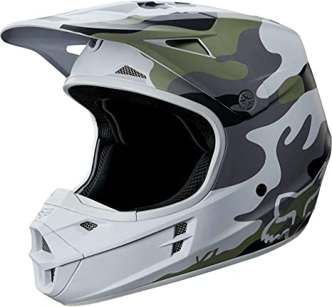 Amazon.com: Fox Racing V1 SD SE - Casco de moto para niños ...