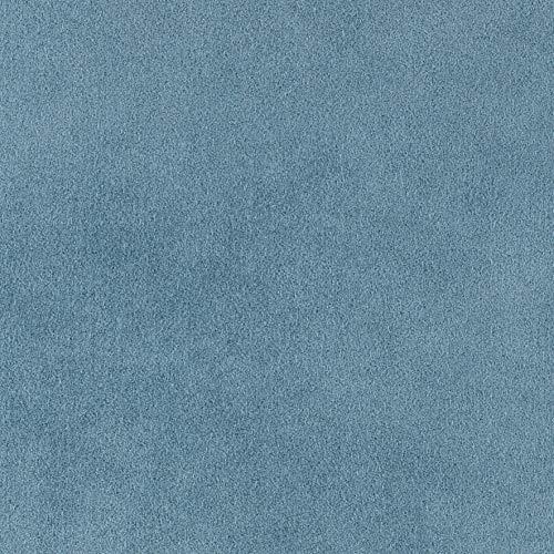 Malibu Sectional Sofa - Ultrasuede HP Solid Malibu Fabric by The Yard