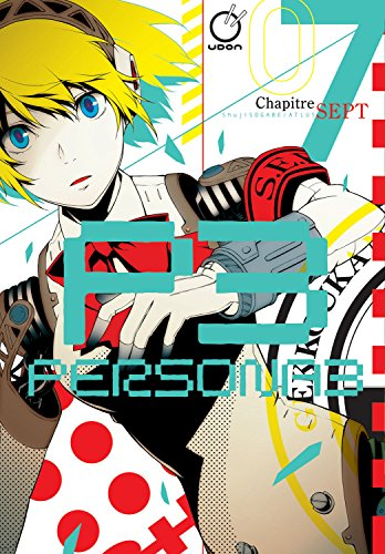 persona 3 manga - 9