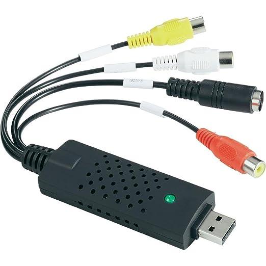 14 opinioni per Gracetop VC101 EasyCAP Scheda grabber di acquisizione video USB 2.0 Cavo di