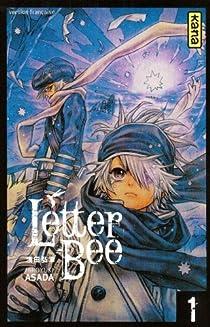 Letter Bee, Tome 1 : Lettres et Letter Bee par Asada