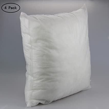 Amazon 40 Pack Throw Pillow Inserts 40 X 40 Inch Down Classy Down Alternative Pillow Inserts