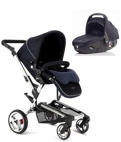 Jane 5334SL P48 - Silla de paseo duo rider + asiento para el ...
