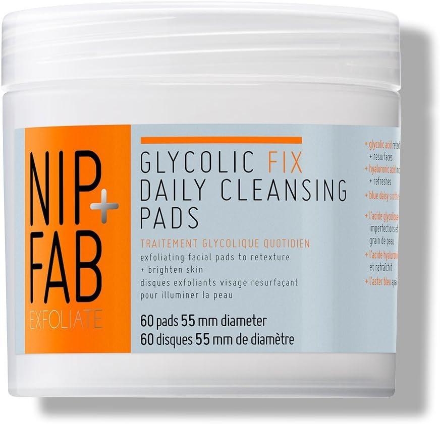 NIP+FAB - Glycolic Fix discos exfoliantes