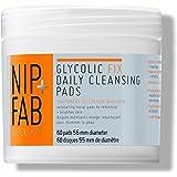 Nip+Fab - Glycolic Fix, Dischetti esfolianti all'acido glicolico per la cura quotidiana del viso