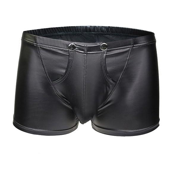 Männer Boxer Shorts Herren Push-Up vorne gepolstert Unterhose Gr.S M L XL XXL