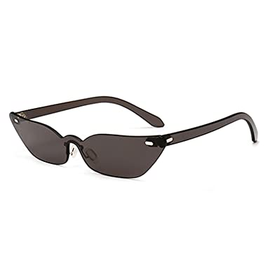 Amazon.com: Mini Vintage Cat Eye Sunglasses Women Small ...