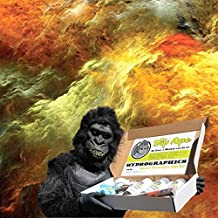 DIP APE GALAXY 4 HYDROGRAPHIC WATER TRANSFER HYDRO DIP DIPPING KIT