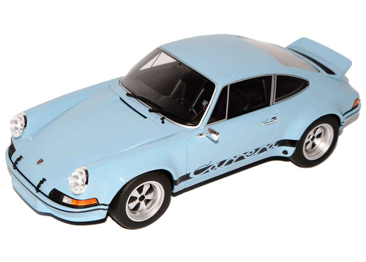 GT Spirit Porsche 911 911 911 2.8 L RSR Urmodell Coupe Blau 1963-1973 Nr ZM 072 1/18 Modell Auto 362b28