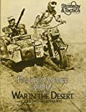 Strategy & Tactics Magazine #40: Panzer Armee Afrika and the War in the Desert June 1940-December 1942