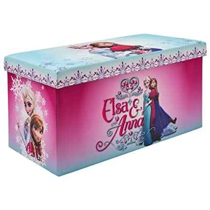 The FHE Group Disney Foldable Storage Bench Frozen  sc 1 st  Amazon.ca & The FHE Group Disney Foldable Storage Bench Frozen: Amazon.ca: Home ...