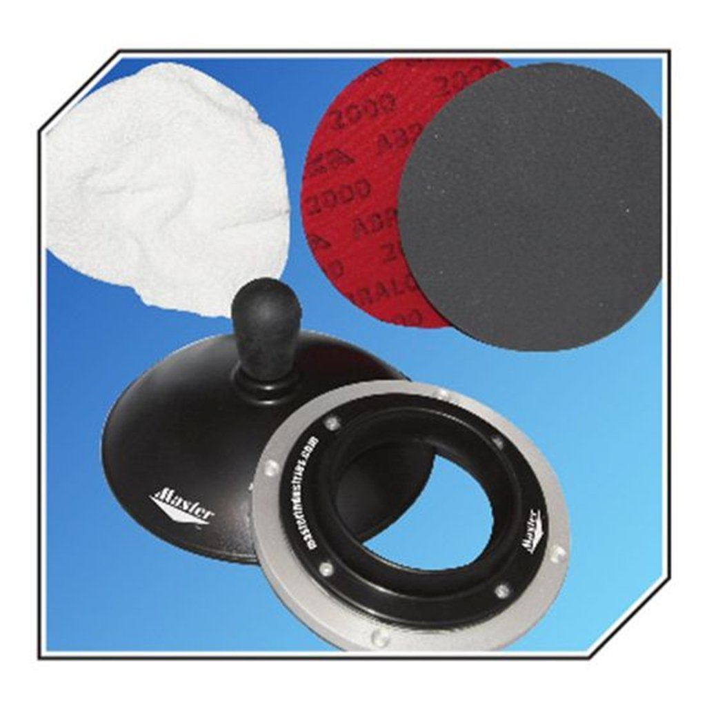The Surface Master Bowling Ball Maintenance System