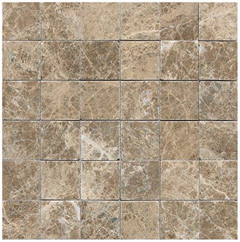 (Dal-Tile M71222MSTS1P Marble Tile 12