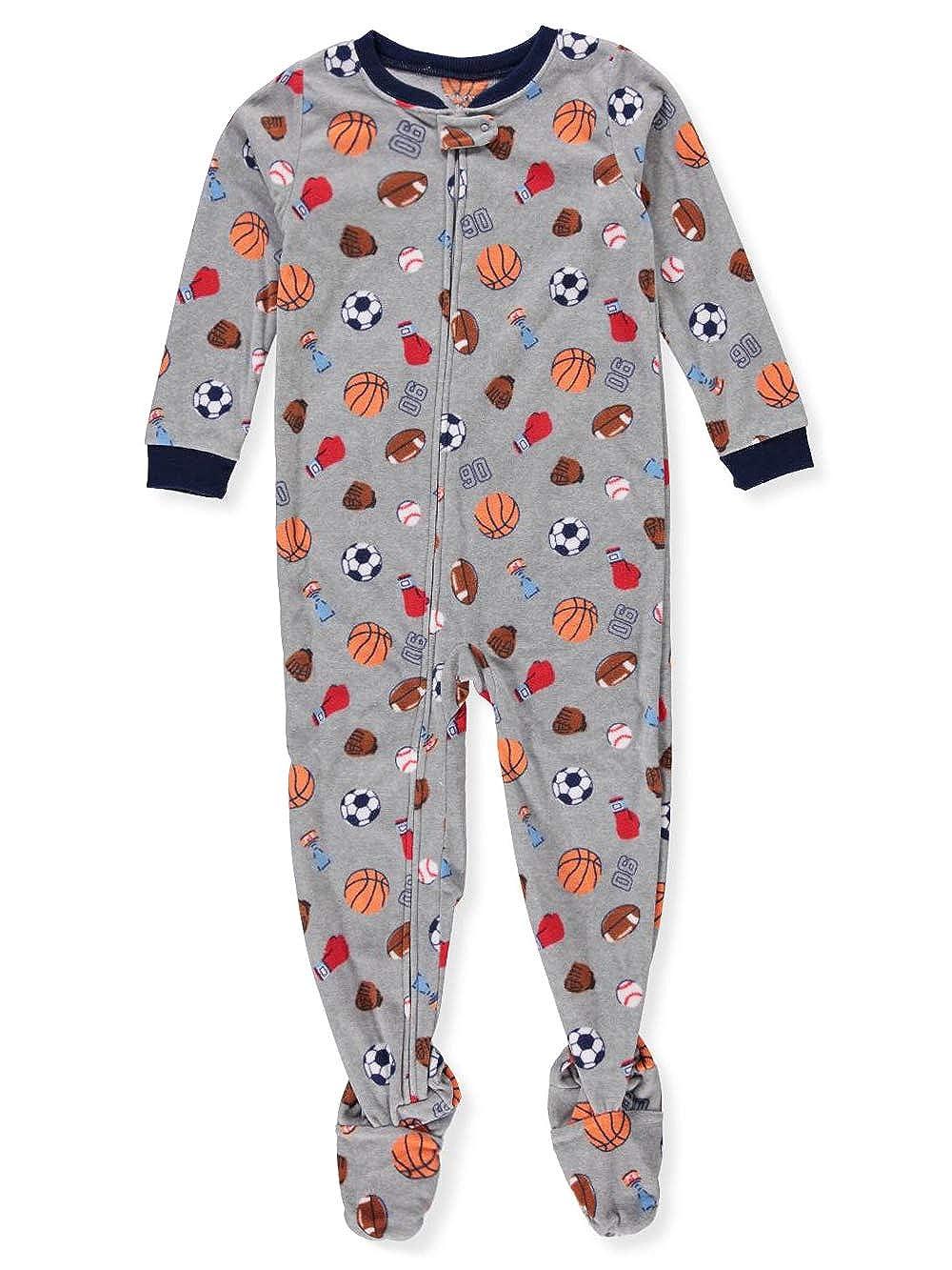 Carter's Boys' 1-Piece Footed Pajamas 5 Carter' s