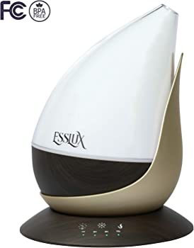 ESSLUX Ultrasonic Aromatherapy Diffuser for Essential Oils