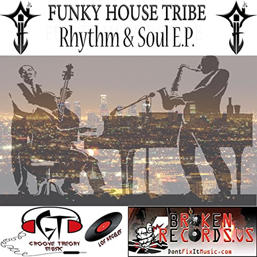 Rhythm soul by funky house tribe on amazon music for Funky house songs