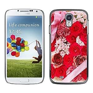 Stuss Case / Funda Carcasa protectora - Rose Wrapped Wedding Gifts - Samsung Galaxy S4