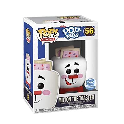 POP! Funko Ad Icons Tarts Milton The Toaster - Limited Edition Exclusive!: Toys & Games